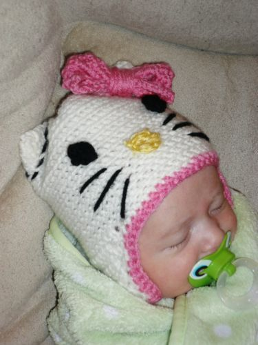 cb9f181711cff Details about Baby Toddler Girl Sun Bucket Hat Hello Kitty Peppa Pig ...