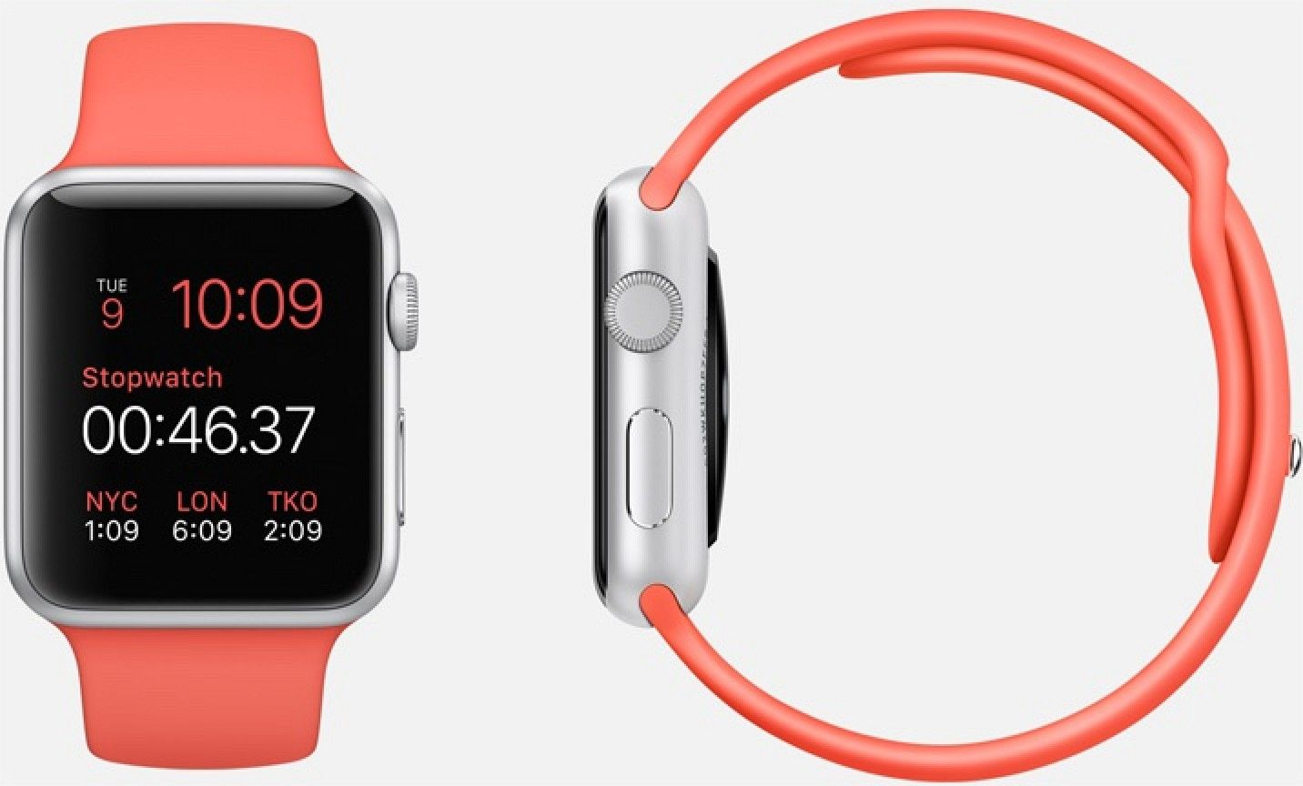 Tim Cook Our Objective With Apple Watch Is to Change the