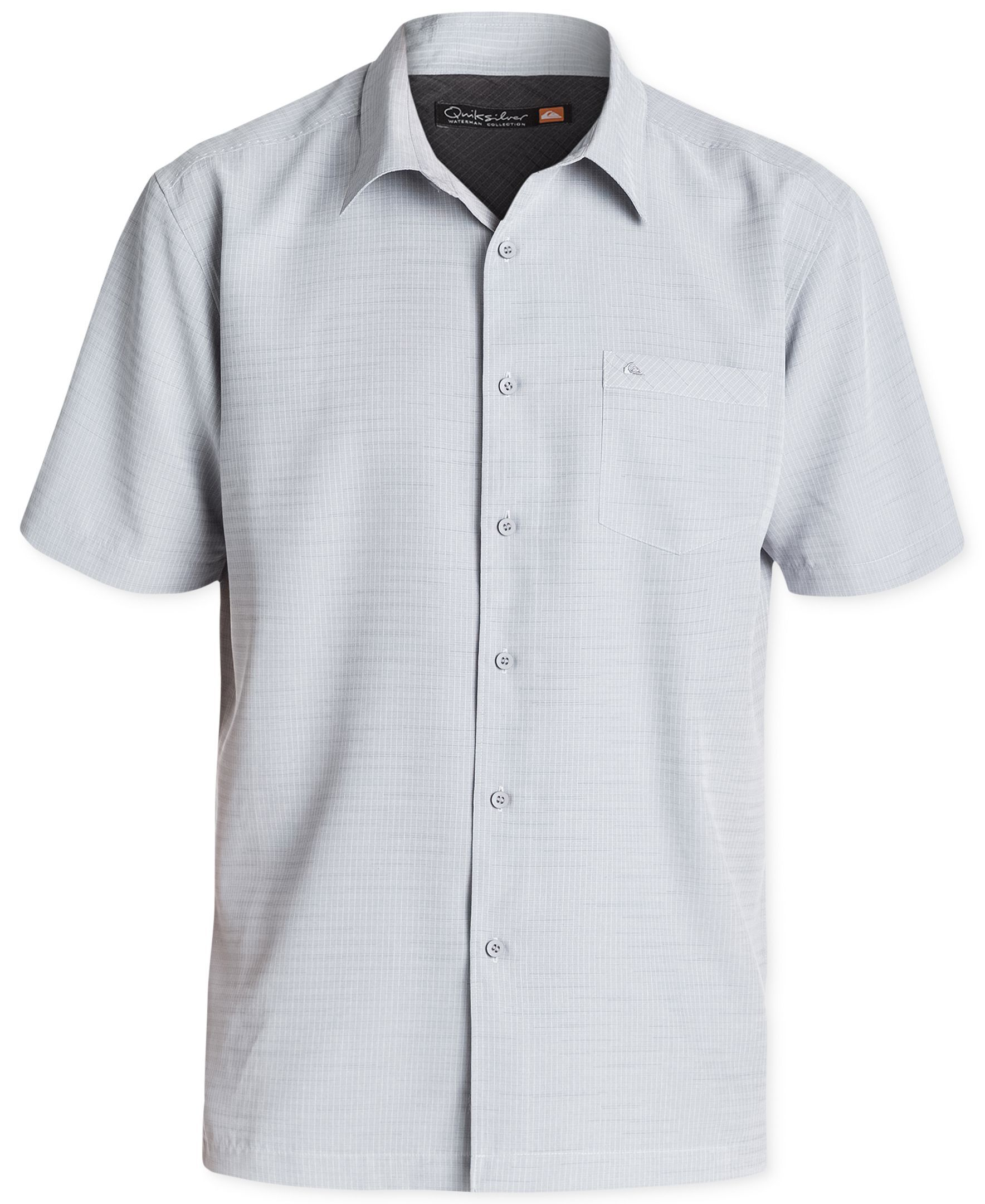 75dd9fb21 Quiksilver Waterman Collection Centinela 3 Shirt | Products