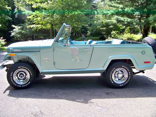 Scott Andrews Jeepster Jeepster Commando Willys Jeep