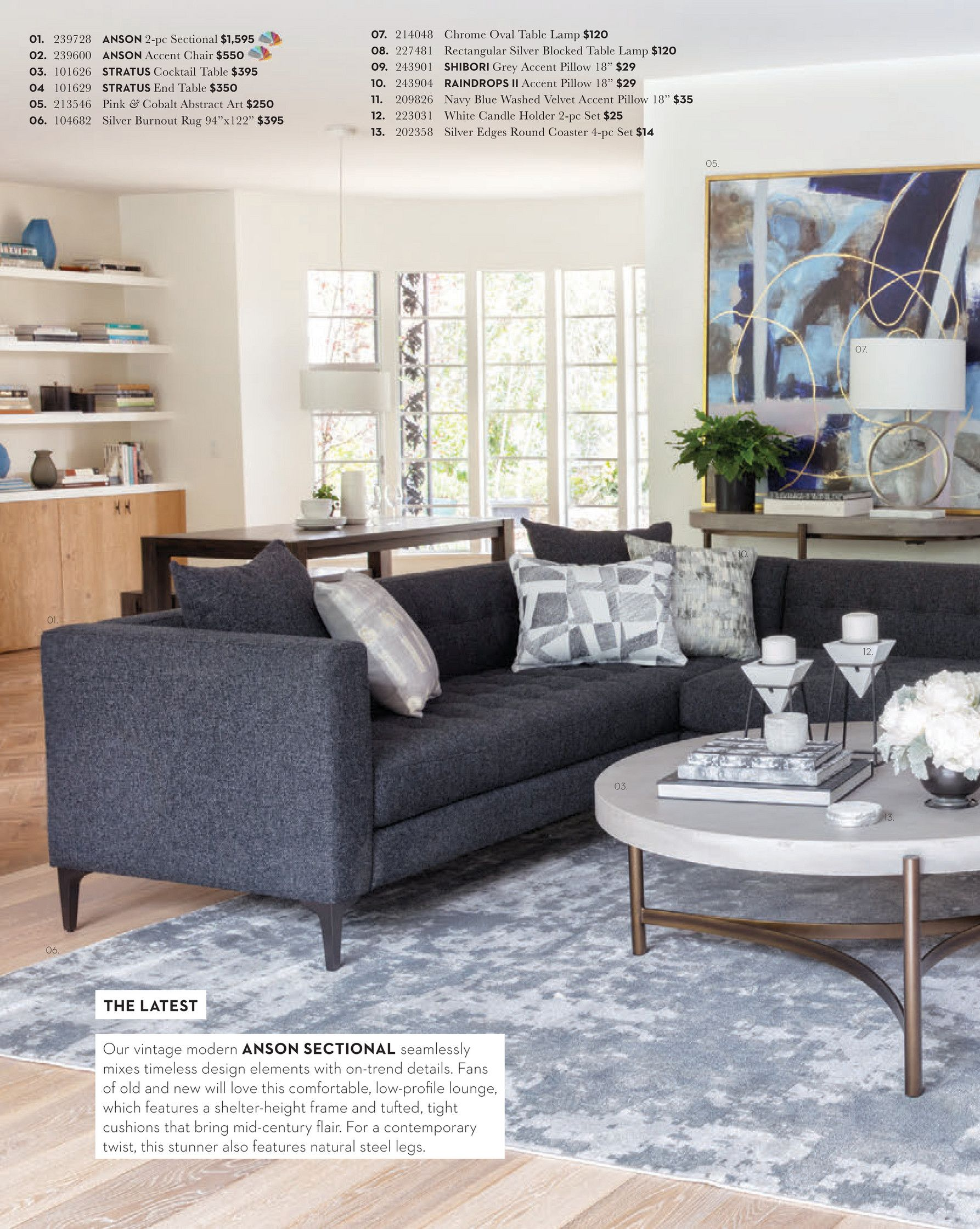 Fa L L 2 0 1 8 Introducing Live Beautifully With An Exclusive Collection By Nate Berkus And Jeremiah Brent Living Spaces Coffee Table Home Decor