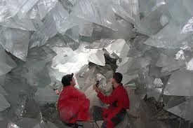 Cueva de los Cristales, Chih