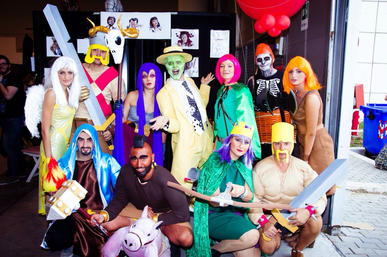 Clash of clans | Cosplay | Pinterest | Cosplay