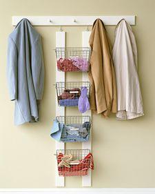 Winter Wear Organizer Entryway Organization Home Organization