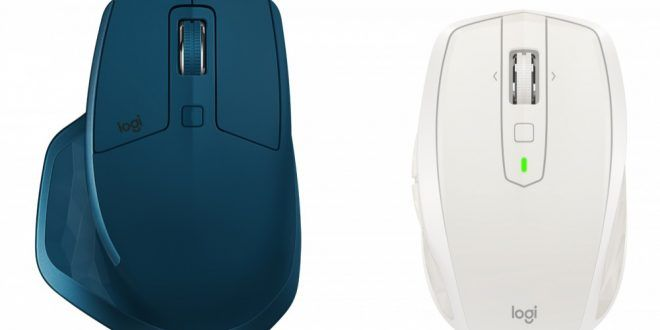 Logitech MX Anywhere 2S and MX Master 2S: Single Mouse can control