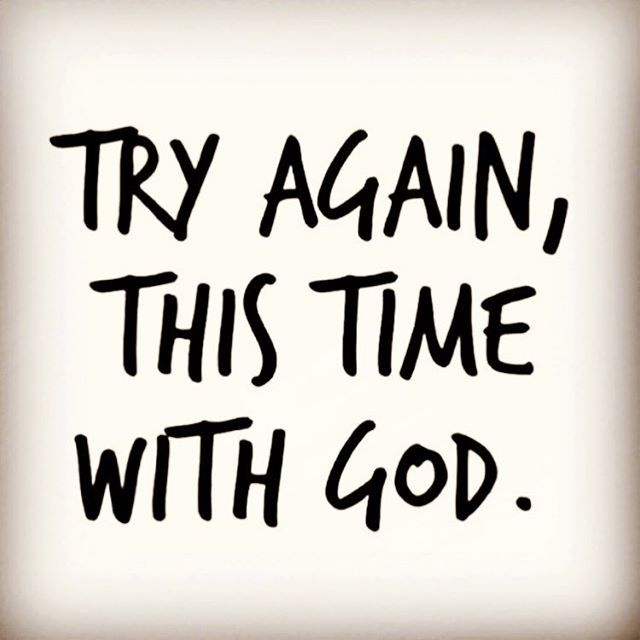 You missed it...it's ok to try again. This time with God. #humilty #lessons #pride #positiveenergy #positivevibes #position #passion #purpose #believe #gyp #tag
