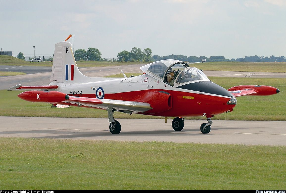 BAC 84 Jet Provost T5 aircraft picture