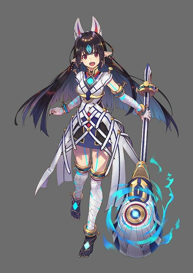 Xenoblade Chronicles 2 rare blade