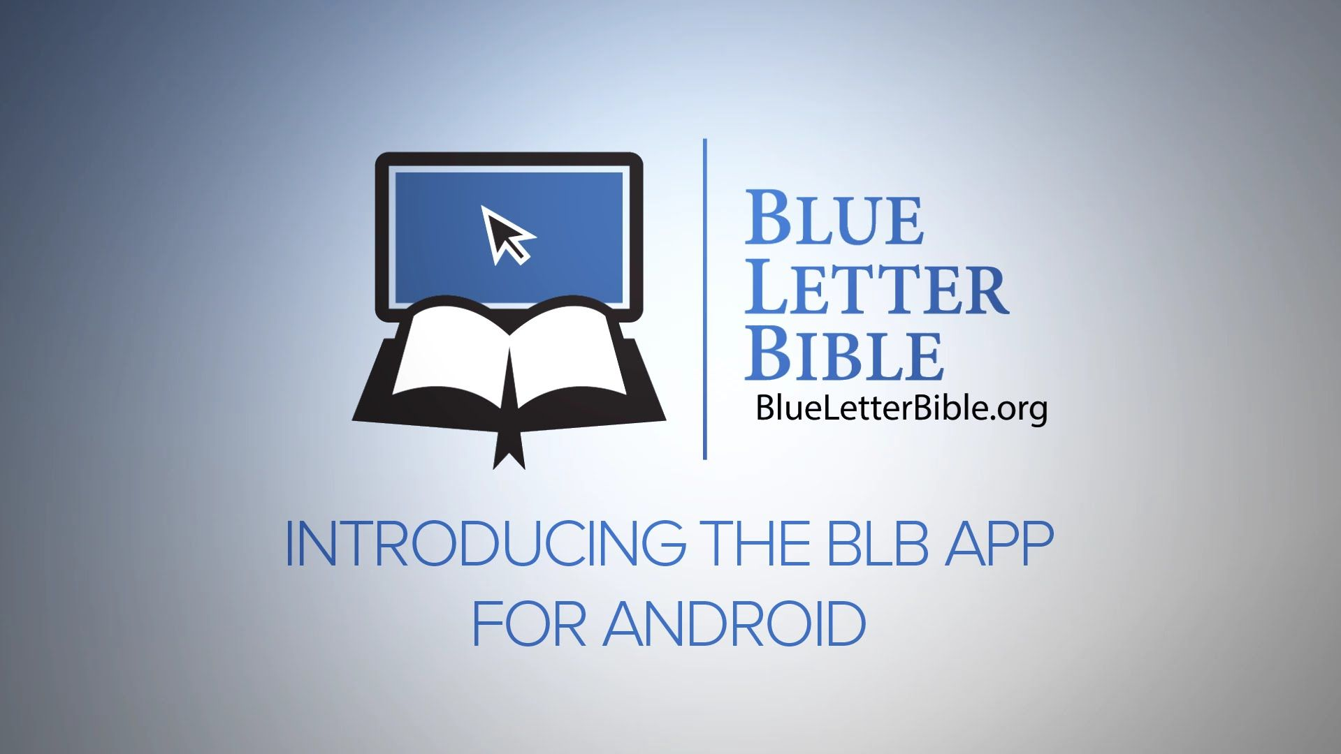 the blue letter bible android app youtube