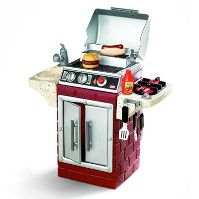Little Tikes Backyard Barbecue (With images) | Little ...
