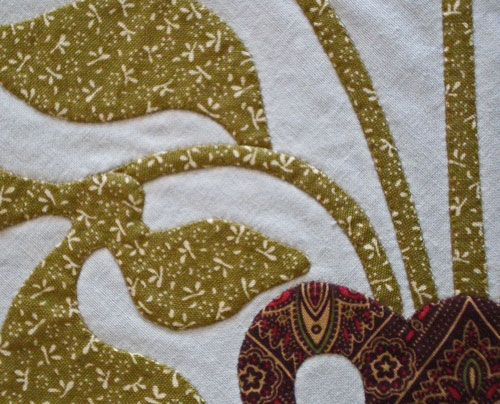 How To Applique Invisible Machine Applique Instructions And