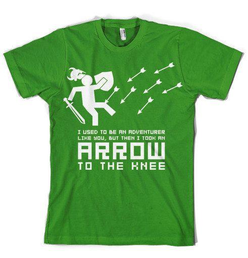 1040fd89 Skyrim T shirt   GeekSquad