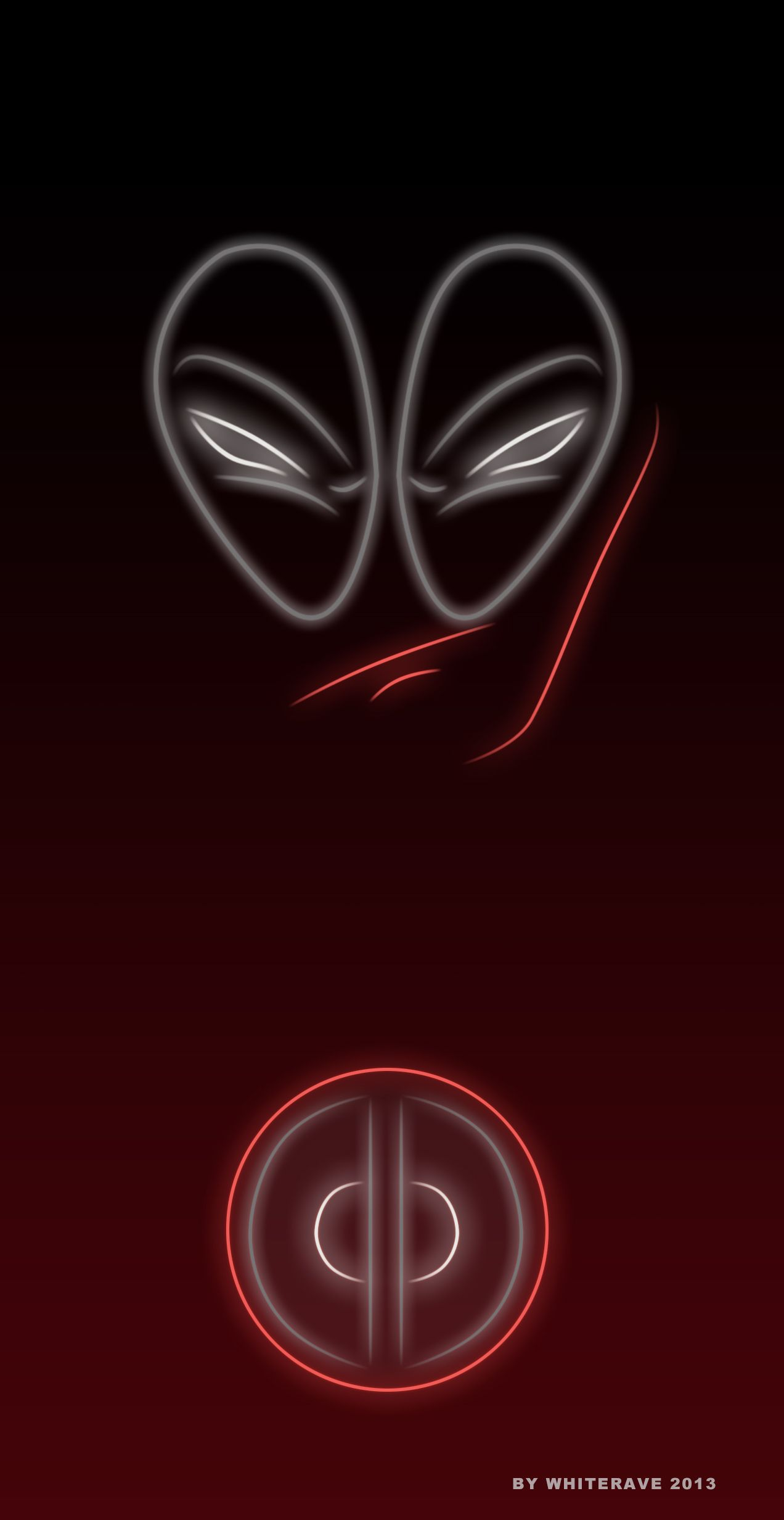 Deadpool by WhiteRave.deviantart.com on @deviantART