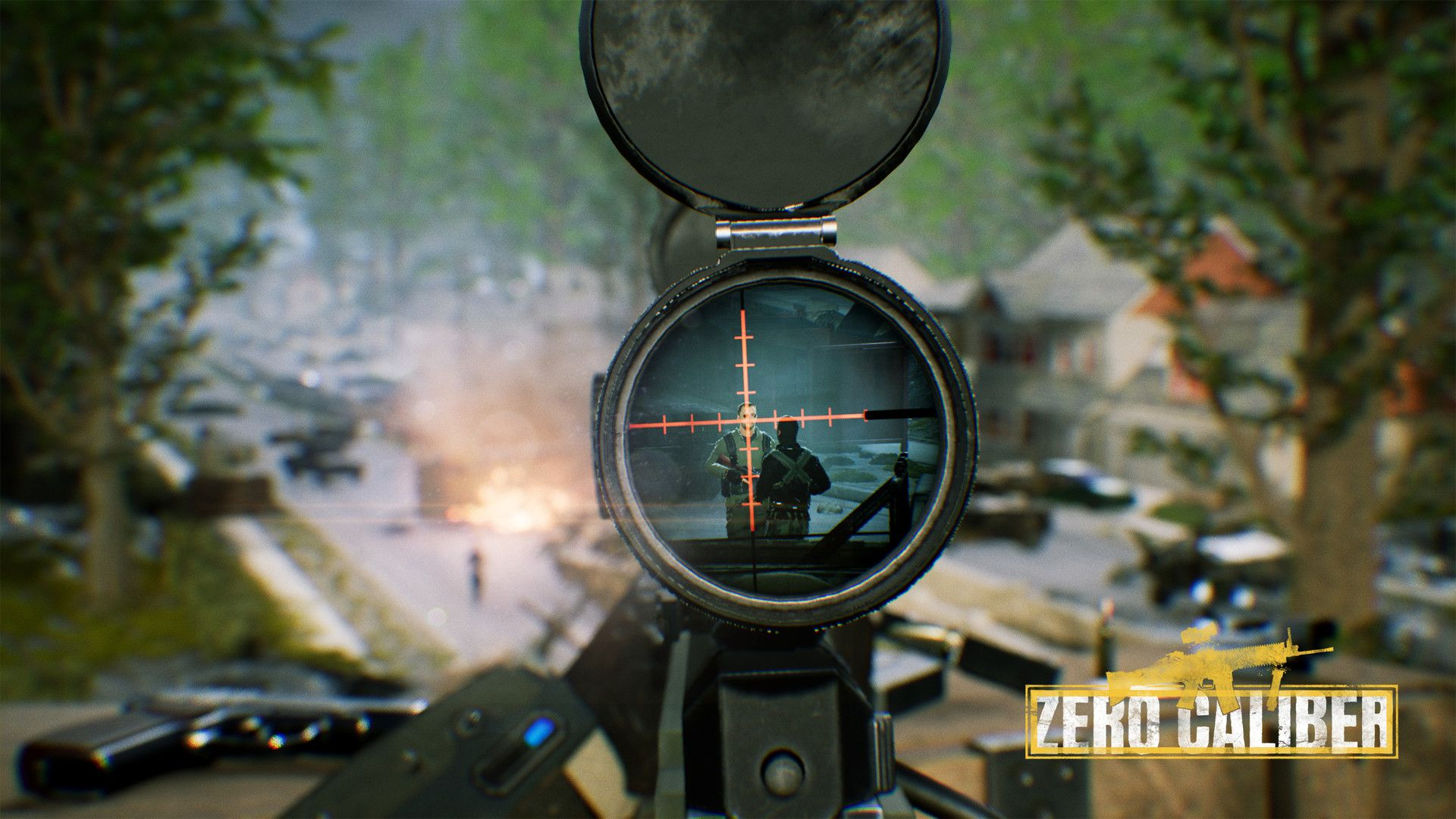 VR FPS Zero Caliber's Alpha Gets A Date, Here's How To
