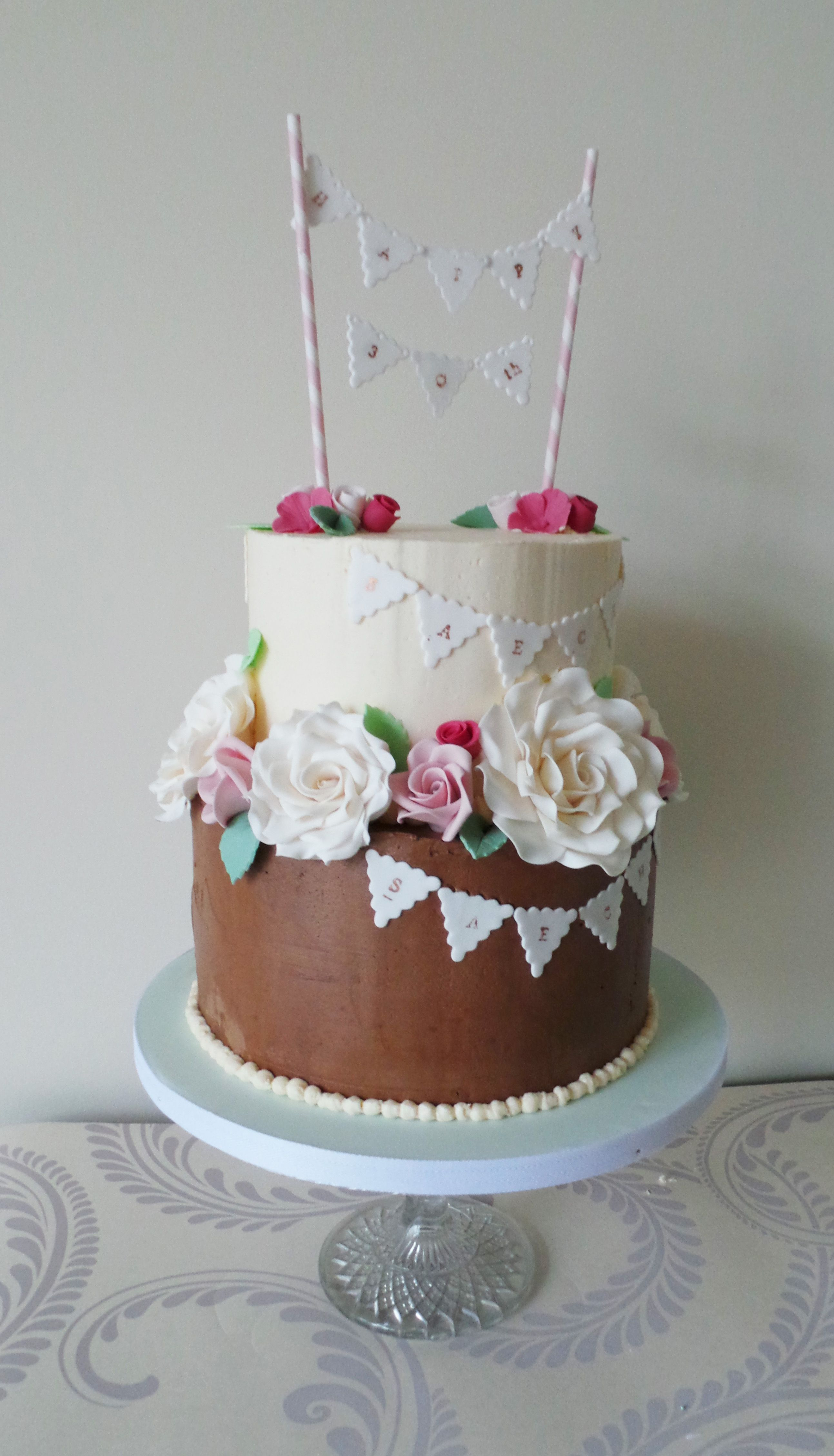 Pin by virginie ruisi on cake design pinterest pretty birthday