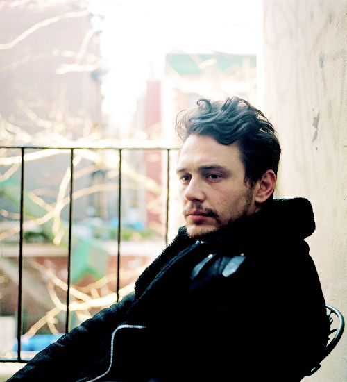 James Franco. Photo by Ondi