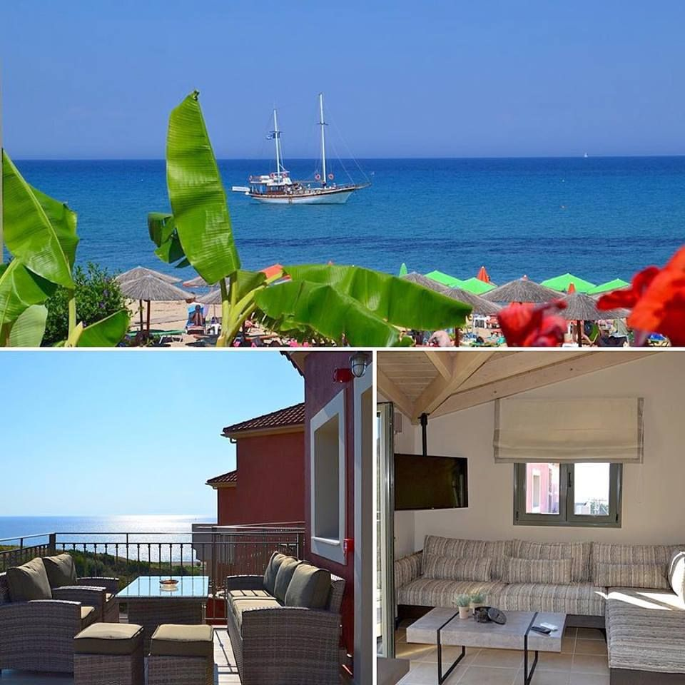 New luxury bedroom apartments in skala kefalonia book now and