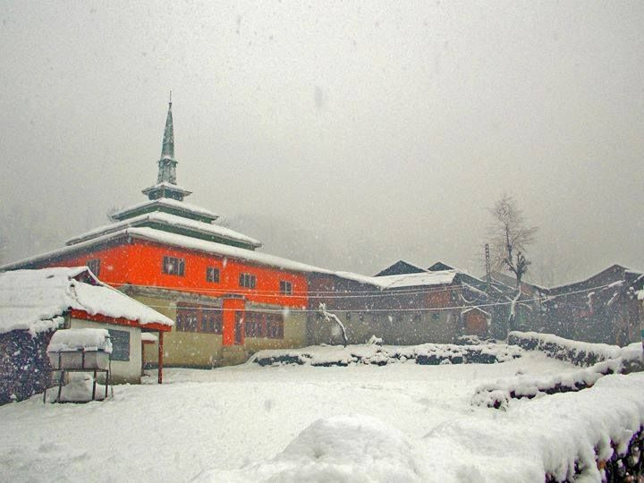 Neelum Valley Winter Snow, Azad Kashmir, Pakistan. Islamabad to muzaffarabad 140km & from Muzaffarabad to Neelum 60km