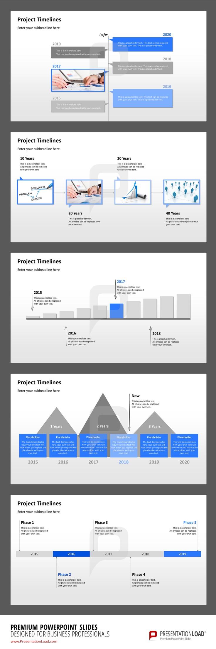 Powerpoint zeitstrahl als vorlage httppresentationload powerpoint timeline template for projects geenschuldenfo Gallery
