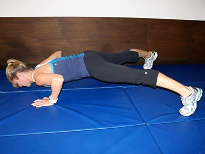 The Five Best Moves to Sculpt Your Upper Body For women The o
