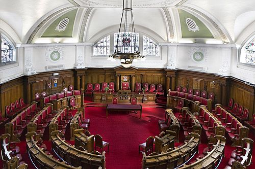 The Council Chamber   Islington Council