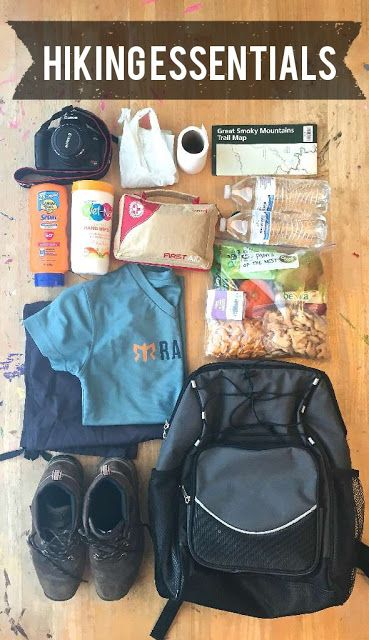 Photo of The best list of all of the essentials you need for going on a day hike with you…
