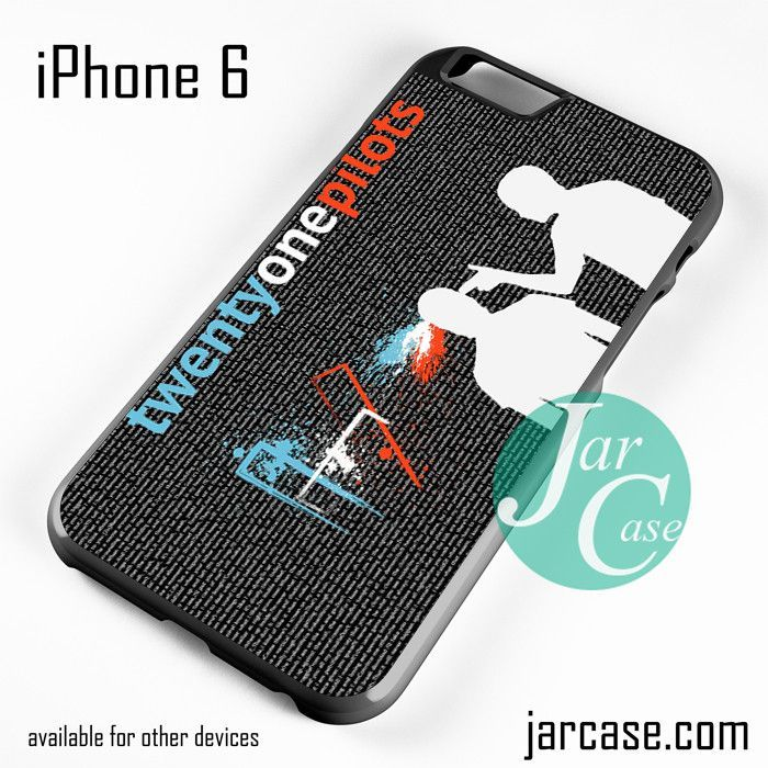 21 Pilots Lyrics Phone case for iPhone 6 and other iPhone devices