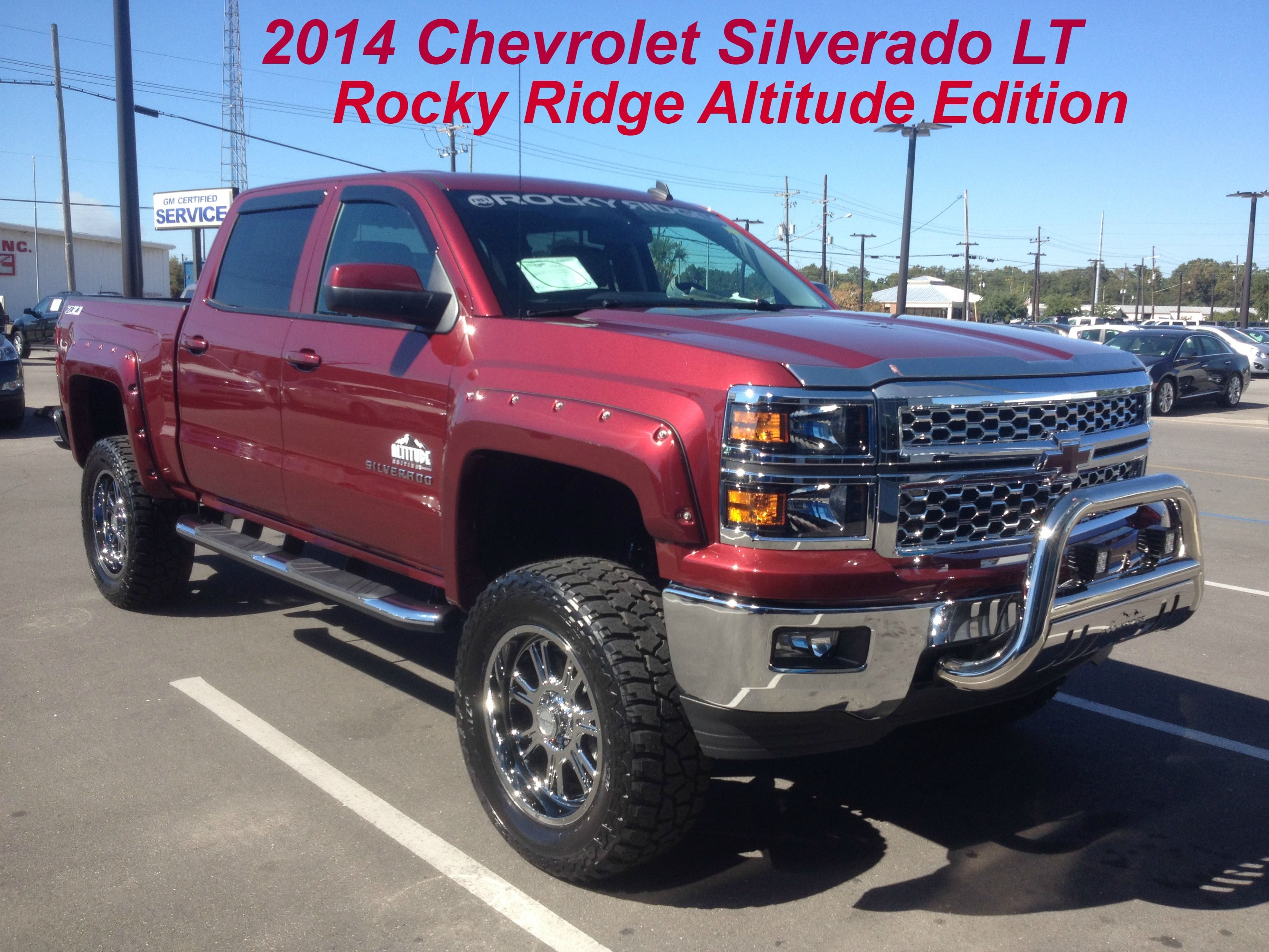in chevrolet next for high first crew cab of reaper country pepperdust generation sale silverado pep look