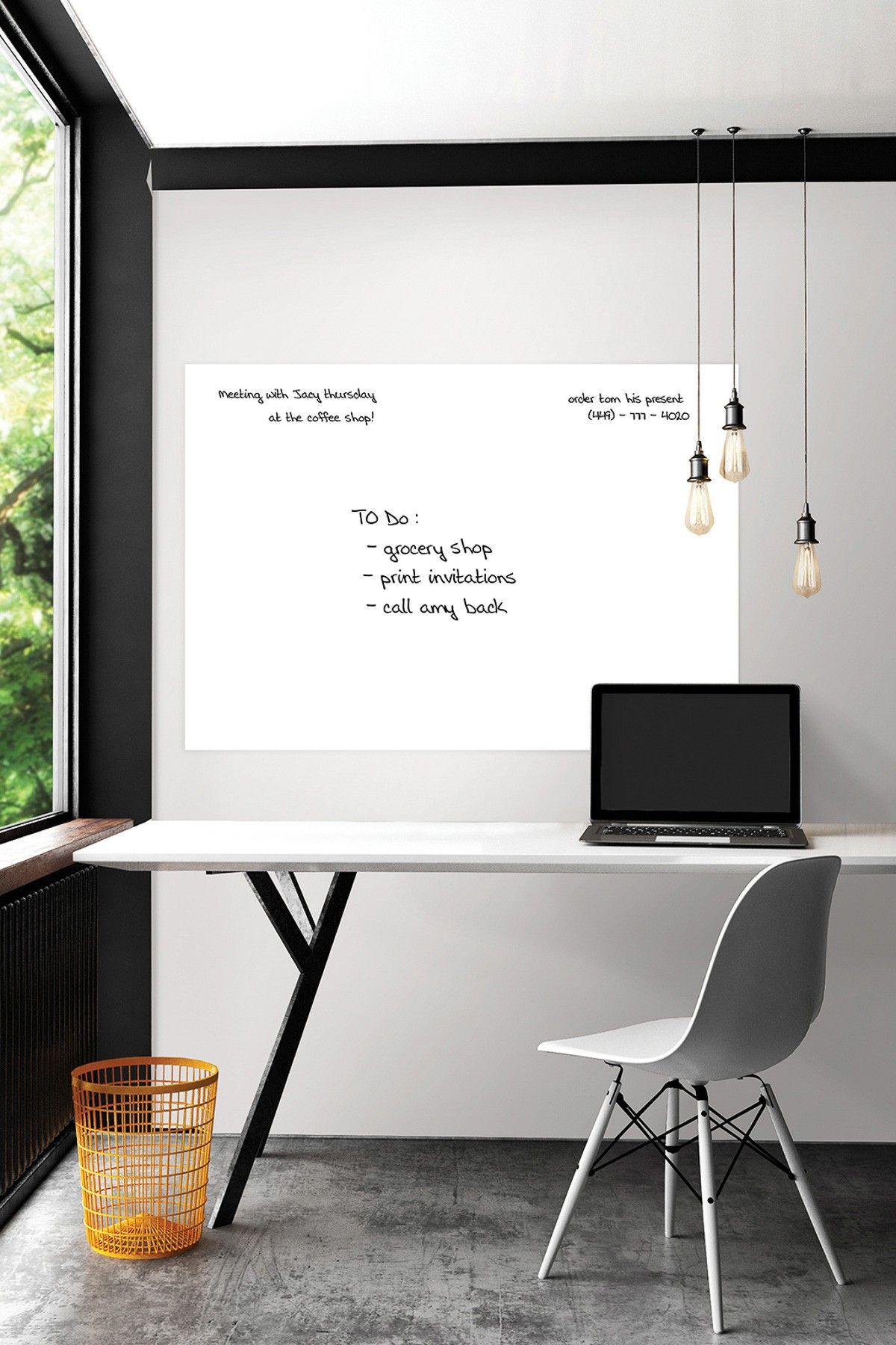 Plain Whiteboard Wallpaper Whiteboard Wall Magnetic White Board White Board