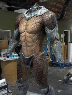Foam Muscle Suit Tutorial Google Search Cosplay Armor