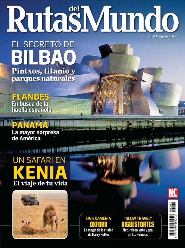RUTAS DEL MUNDO August 2014 edition - Read the digital edition by Magzter on your iPad, iPhone, Android, Tablet Devices, Windows 8, PC, Mac and the Web.
