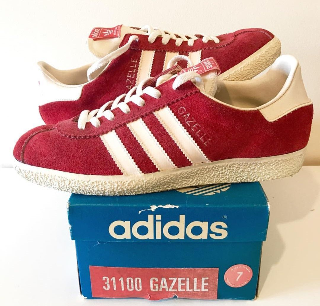 Vintage Canadian made Gazelles | Adidas