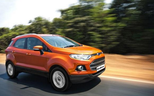 2017 Ford Ecosport Changes Horsepower Release Price The
