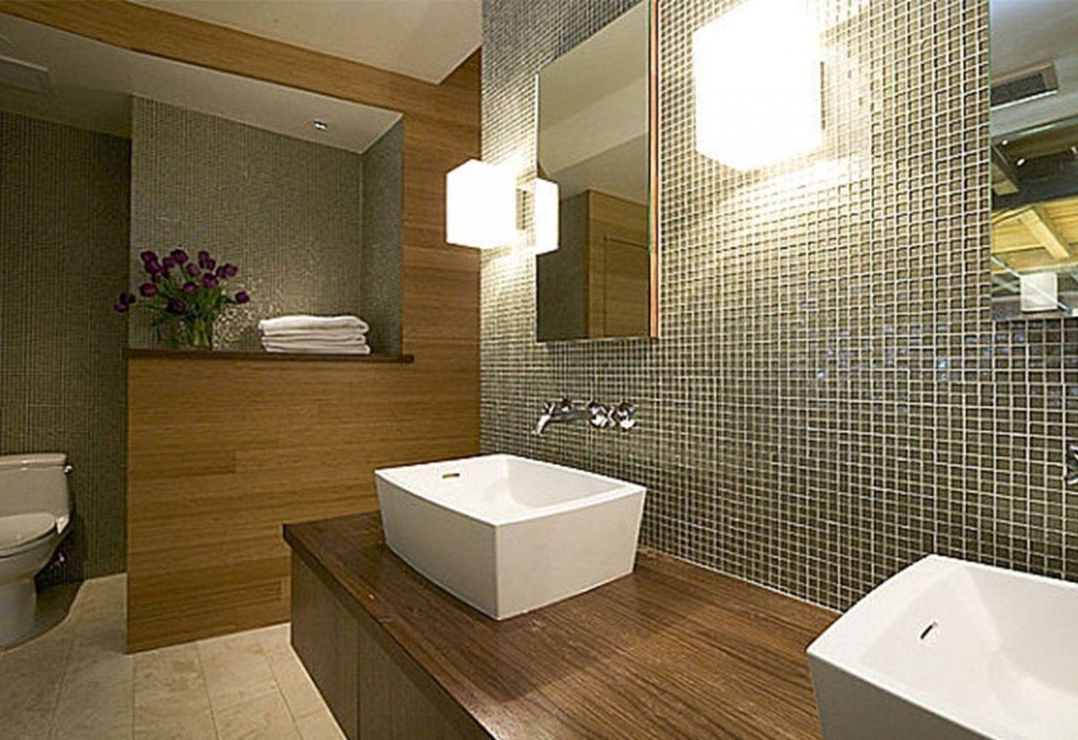 Houzz Bathroom Modern in 2020 | Zen bathroom, Bathroom ...