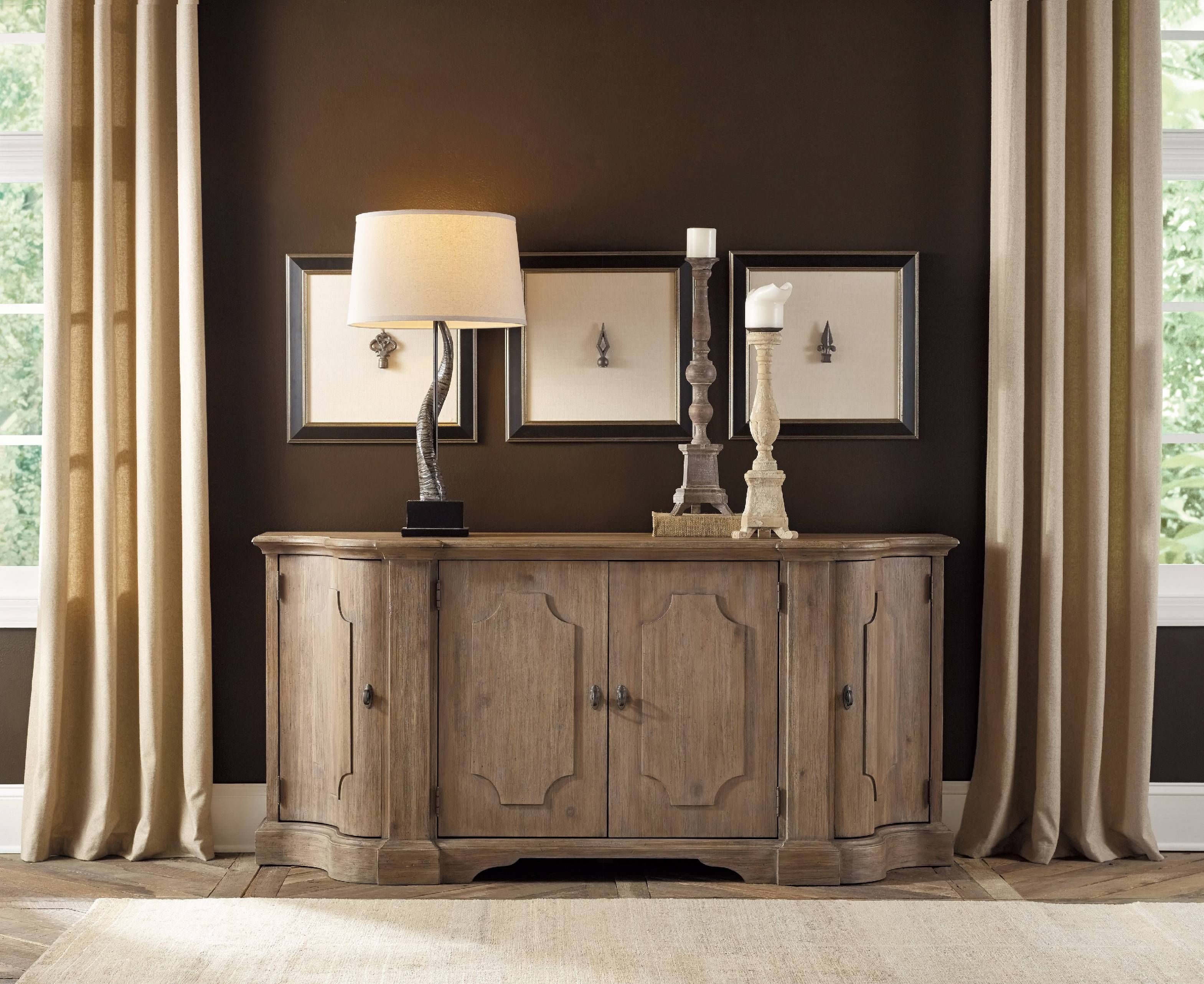 Hooker furniture dining room corsica credenza 5180 75900 family