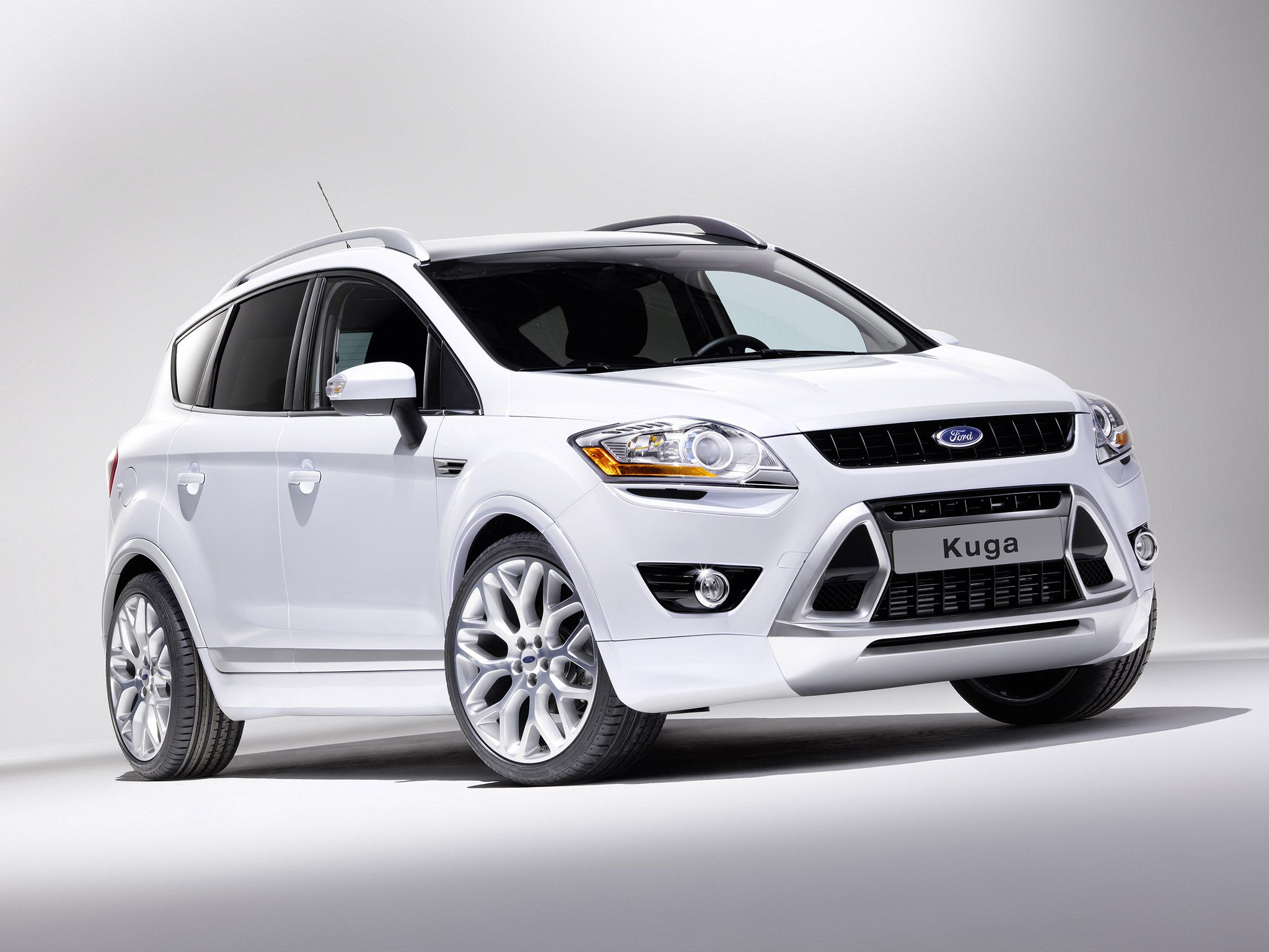 Ford Kuga 2008 Ford Kuga Car Ford Ford Escape