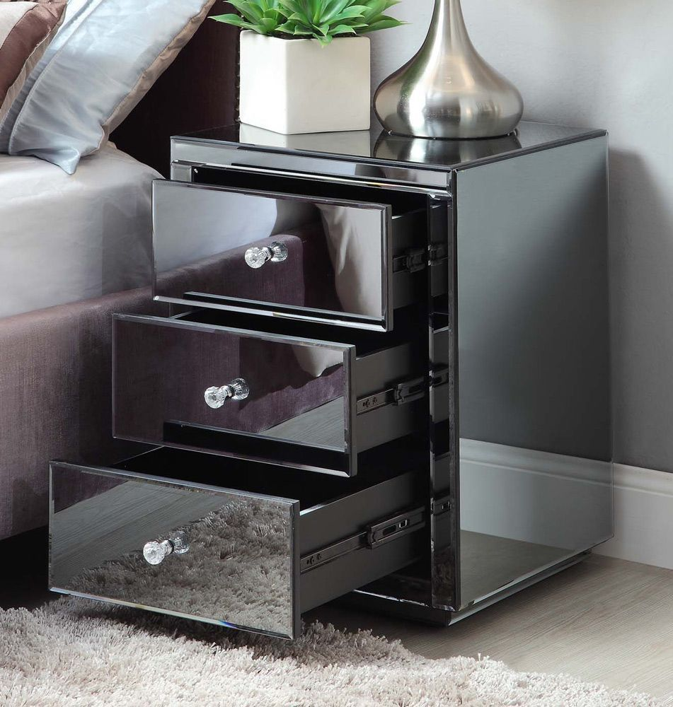 Bedroom Furniture Online My Mirror Bedside Table Home Office