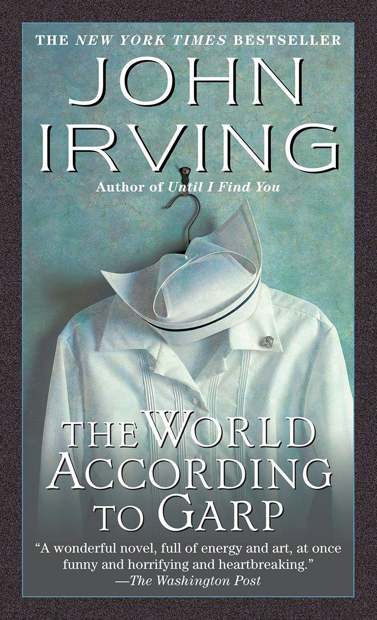 100 Books Everyone Should Read Before They Die John Irving Books