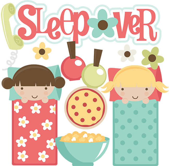 sleepover svg files for scrapbooking sleepover clipart cute rh pinterest co uk clipart sleepover party sleepover clipart png