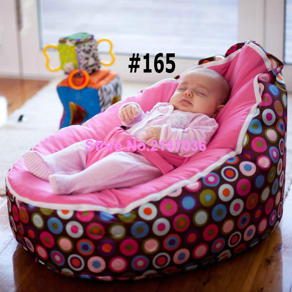 Excellent Quality Smooth Comfortable Baby Bean Bag Chair