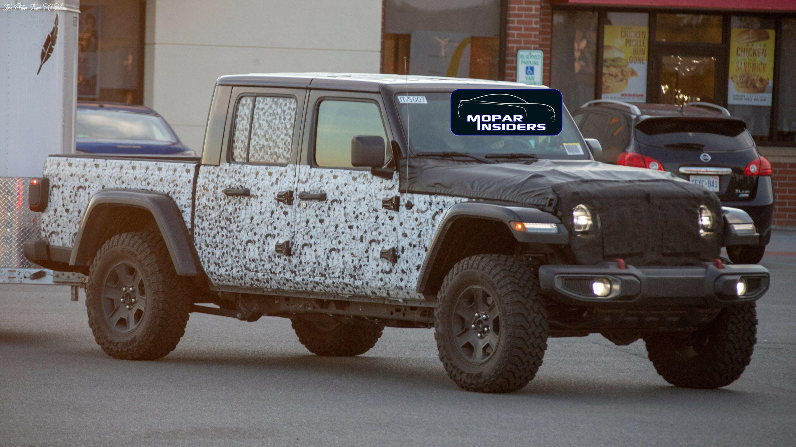 jeep pickup truck 2021 spesification jeeppickuptruck2021