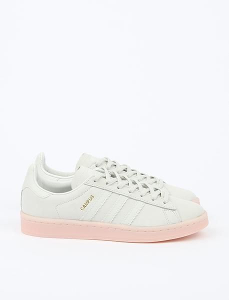 Adidas Originals Campus W - Crystal White/Icey Pink 1