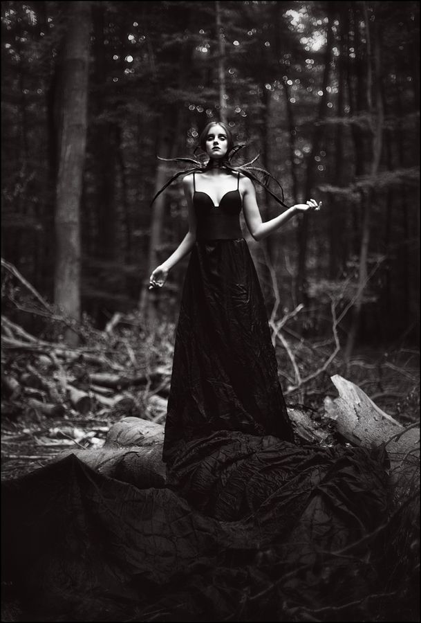 xx..tracy porter..poetic wanderlust..-mother nature- the dark side-Woodland domain
