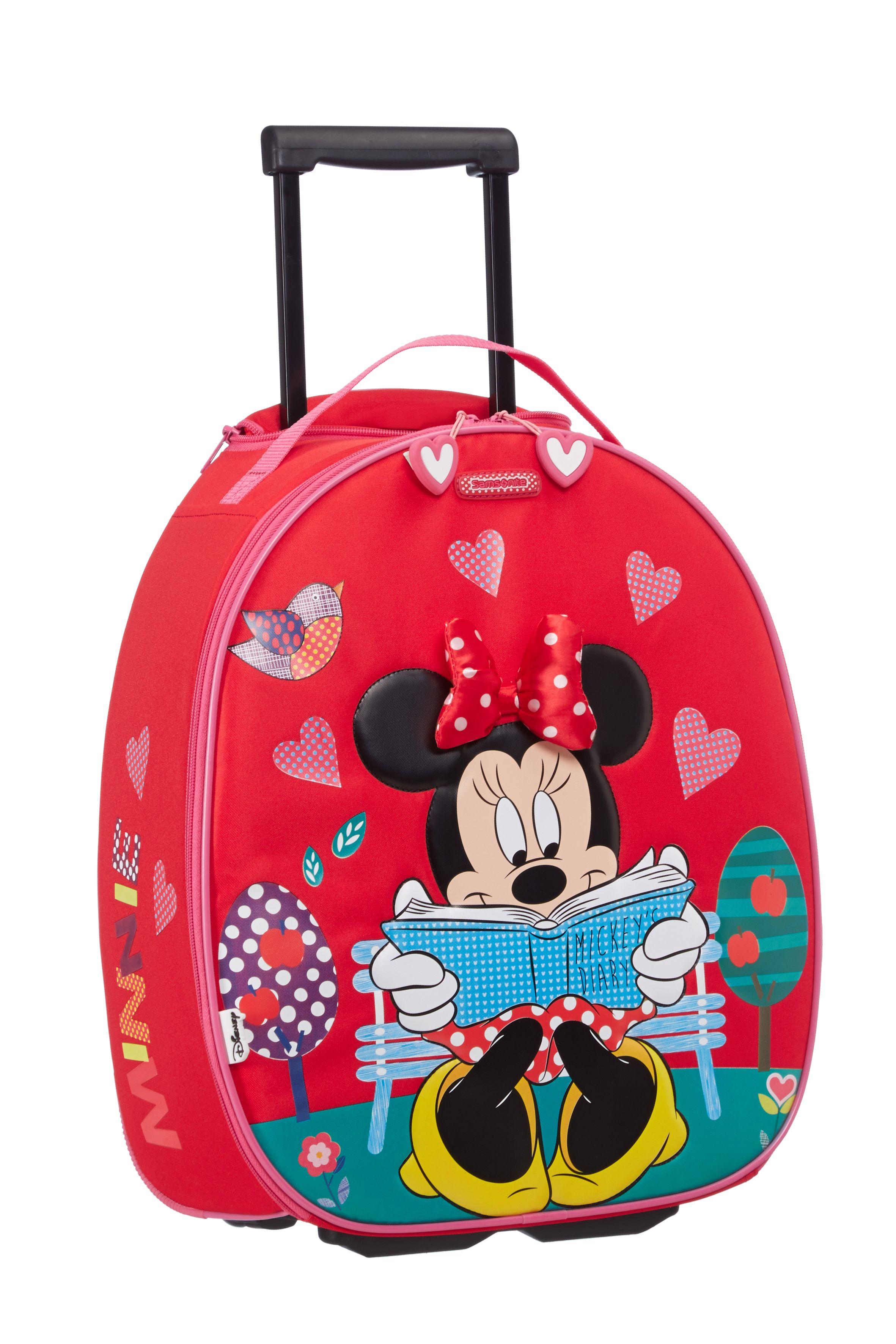 ec1e275d04 Disney Wonder - Minnie Mouse Soft Upright #Disney #Samsonite #MinnieMouse # Minnie #Mouse #Travel #Kids #School #Schoolbag #MySamsonite #ByYourSide