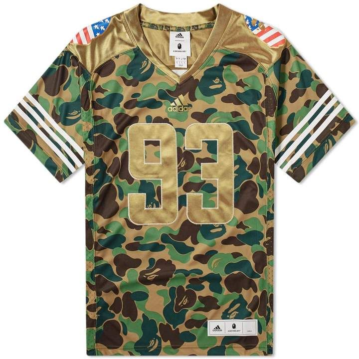 d3c9f54f Adidas x BAPE Jersey in 2019 | Adidas | Bape, Adidas, Athletic fashion