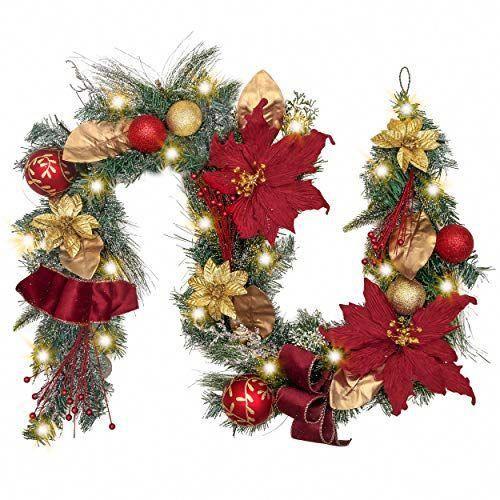 #Christmasjoy #ChristmasHolidays #ChristmasDIY #Christmasdecor #Christmasdecorations  #Christmastime #christmasgarland