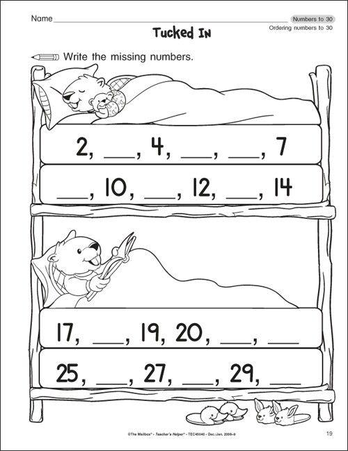 Counting Kindergarten Math Free Kindergarten Math Kindergarten Math Worksheets Free Free kindergarten curriculum worksheets