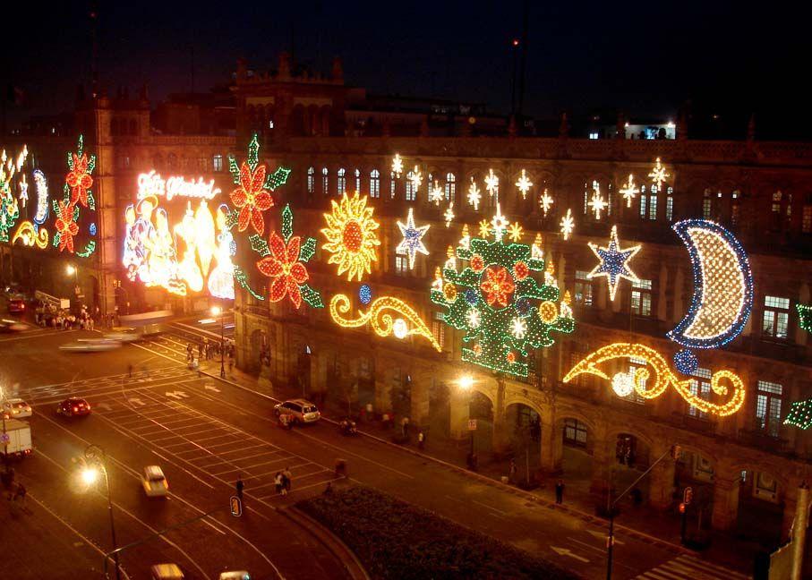 Christmas In Mexico.Christmas In Mexico Christmas In Mexico City Christmas