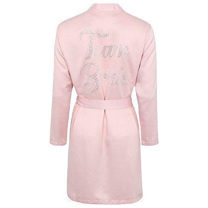 excellent quality wholesale price wide range Diamante Team Bride Dressing Gown in 2019   Bridesmaids ...