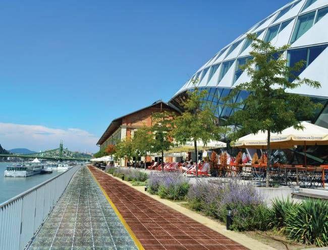 Modular Sidewalk Paving System Harvests Solar Amp Kinetic